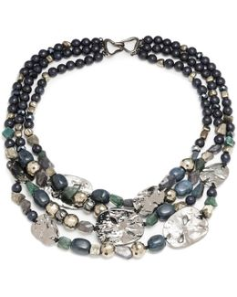 Multi Strand Medallion Necklace You Might Also Like