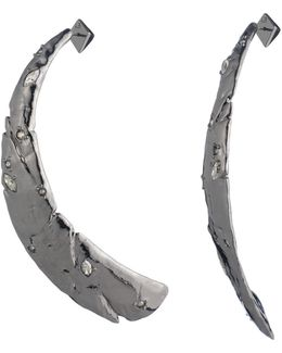 Rocky Metal Tapered Post Earring You Might Also Like