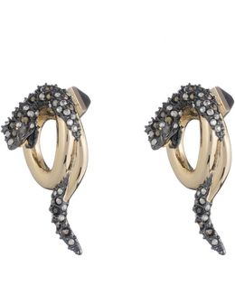 Coiled Snake Post Earring You Might Also Like