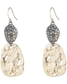 Pave Pod Wire Earring You Might Also Like