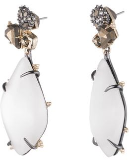 Stone Cluster Post Earring You Might Also Like