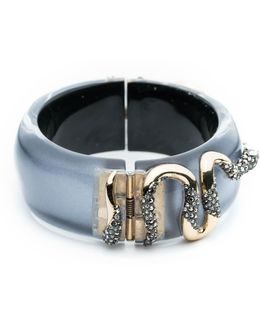 Double Snake Hinge Bracelet You Might Also Like