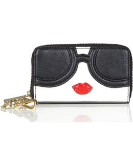 Staceface Small Wallet With Keychain