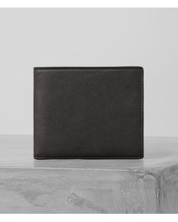 Apex Leather Wallet
