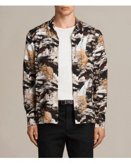 Sumatra Long-sleeved Shirt