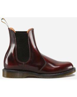 Women's Kensington Flora Arcadia Leather Chelsea Boots