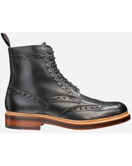 Men's Fred Brogue Boots