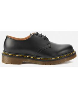 Originals 1461 3-eye Smooth Leather Gibson Shoes