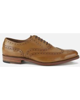 Men's Dylan Leather Wingtip Brogues