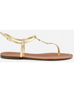 Women's Aimon Leather Sandals