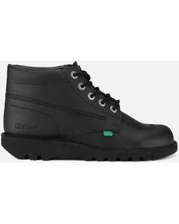 Men's Kick Hi Leather Boots