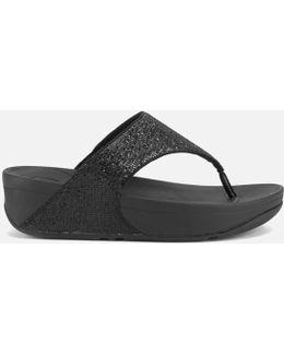Women's Lulu Superglitz Flip Flop Sandals