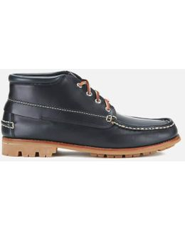 G.h. Bass Men's Ranger Leather Moc Montgomery Mid Boots