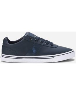 Men's Hanford Leather Trainers
