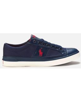 Men's Churstonne Canvas Trainers