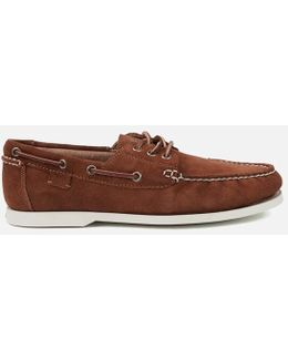 Men's Bienne Ii Suede Boat Shoes