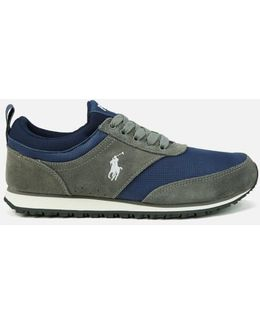 Men's Ponteland Suede Sports Trainers