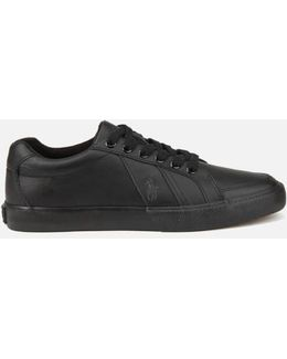 Men's Hugh Leather Trainers