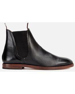 Men's Tamper Leather Chelsea Boots