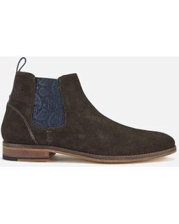 Men's Camroon 4 Suede Chelsea Boots