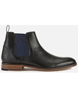 Men's Camroon 4 Leather Chelsea Boots