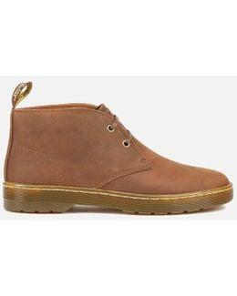 Men's Cruise Cabrillo Leather Desert Boots