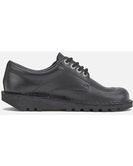 Women's Kick Lo Lace Up Shoes