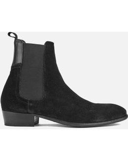 Men's Watts Suede Chelsea Boots