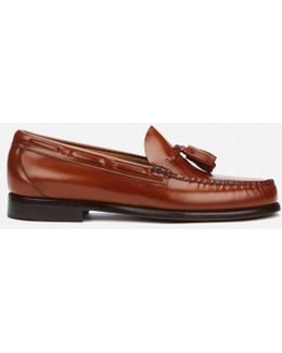 Men's Larkin Tassle Leather Loafers