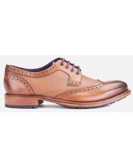 Men's Casius4 Leather Brogues