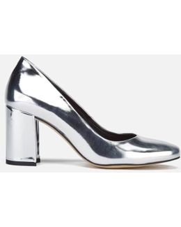 Acapela Metallic Court Shoes
