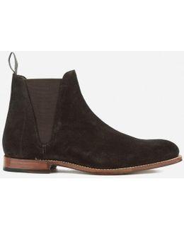 Men's Nolan Suede Chelsea Boots