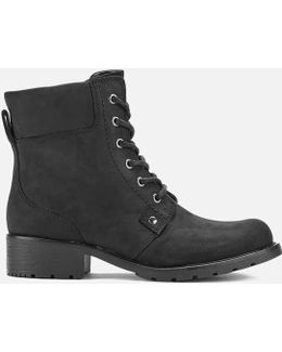 Women's Orinoco Spice Leather Lace Up Boots