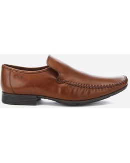 Men's Ferro Step Leather Loafers