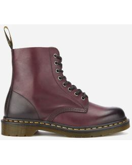 Men's Core Pascal Leather 8eye Lace Up Boots