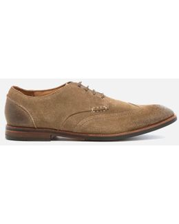 Broyd Wing Suede Derby Shoes