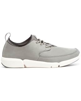 Triflow Form Nubuck Runner Trainers