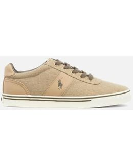 Men's Hanford Vintage Cotton Vulcanised Trainers