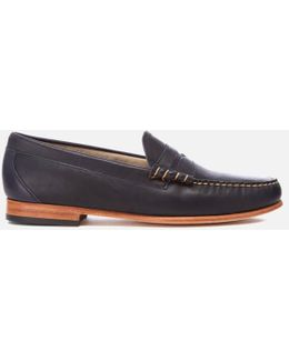 Men's Palm Springs Larson Mon Leather Penny Loafers