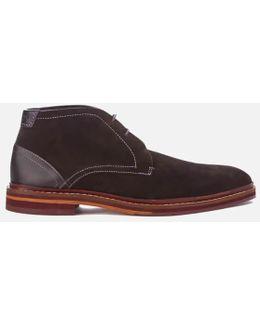 Men's Azzlan Suede Desert Boots