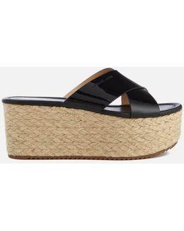 Women's Vivianna Slide Wedged Sandals