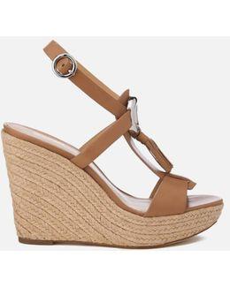 Women's Darien Wedged Sandals