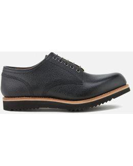 Men's Drew Grain Leather Derby Shoes