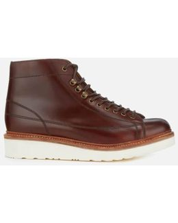 Men's Andy Leather Monkey Boots