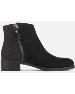 Women's Prise Suede Ankle Boots
