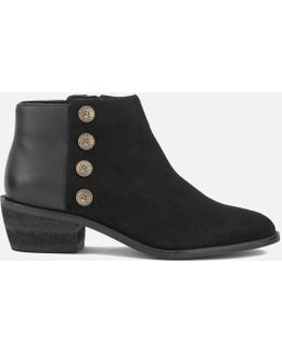 Women's Panella Suede Ankle Boots