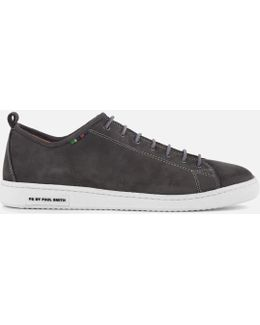 Men's Miyata Nubuck Trainers