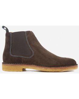 Men's Dart Suede Chelsea Boots