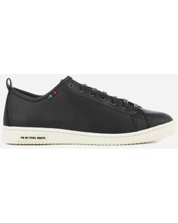 Men's Miyata Leather Trainers