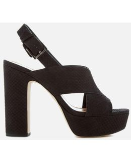 Women's Mariana Sling Back Platform Sandals